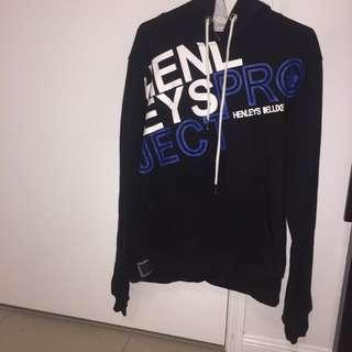 Henleys project hoodie