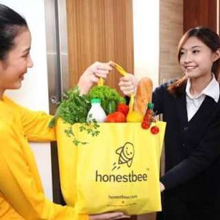P500 OFF HONESTBEE  Delivery (Robinsons Supermarket, etc)