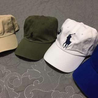 Polo Ralph Lauren cap  polo老帽