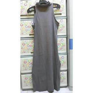 Repriced!!! 50php Off! Gray Maxi Dress