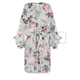 Sheike Abyss Dress size 16 NWT