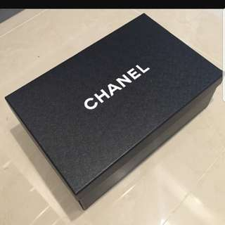Authentic Chanel Box