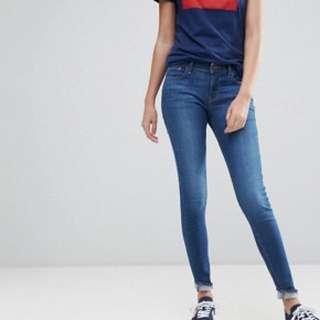 Levi's Skinny Jeans 牛仔褲