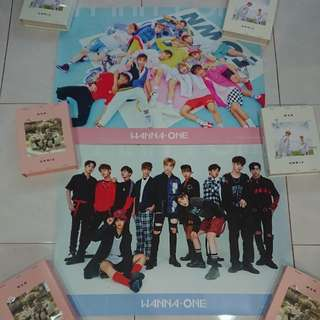 Wanna One Album Official Poster