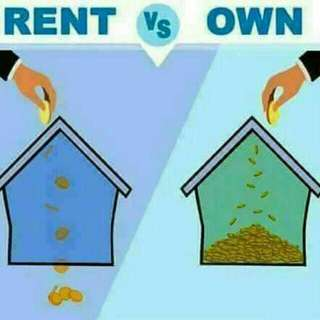 WHY RENT IF YOU CAN OWN? RENT TO OWN CONDO UNIT