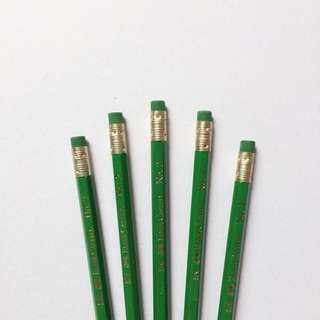 Faber Castell No. 2 Pencils