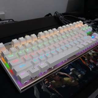 K28 Mechanical LED Gaming Keyboard