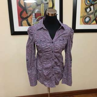 Esprit floral blouse