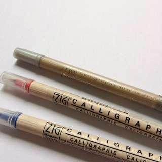 Zig Calligraphy Pens