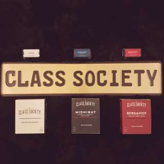 Solid Cologne by Class Society