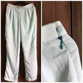 Mint Green Boho Pants