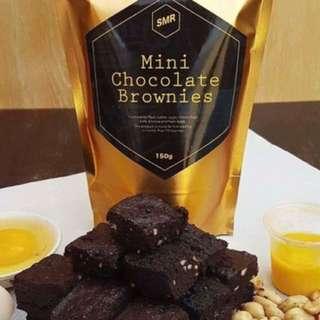 SMR brownies and cookies