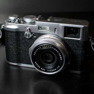 Fujifilm X100