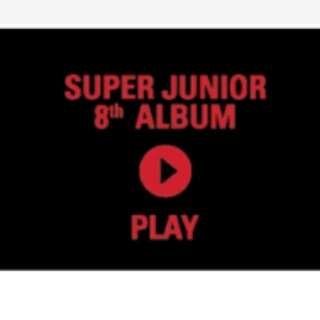 Super Junior 8th Album PLAY