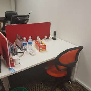 General Staff Workstation Desk