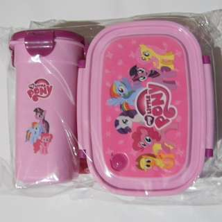 My Little Pony Lunch Container