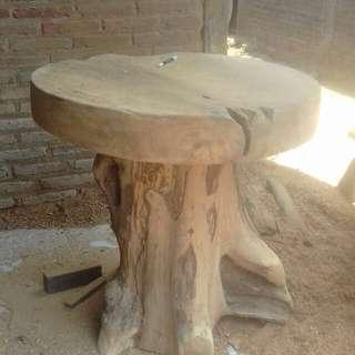 Solid wood teak