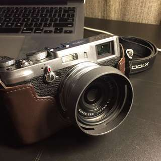 Fuji X100 Fujifilm Finepix *Price Drop!*