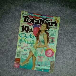 Total Girl •Ariana Grande• •Nash Aguas•