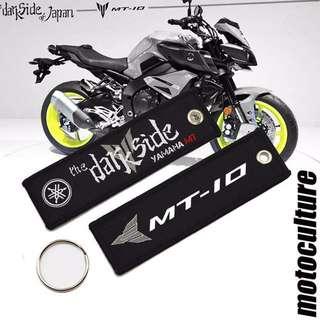 Yamaha Mt10 Key Tag