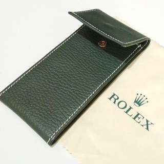 Brand New Rolex leather pouch