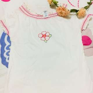 Baby gap blouse.🎀