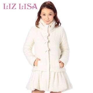 Liz Lisa 日牌 外套 大衣 正版