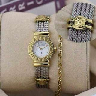 Charriol watch authentic