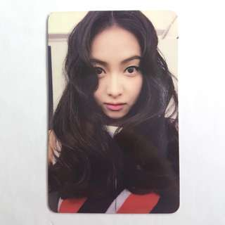 Victoria 4 Walls Official Photocard