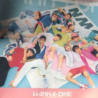 WANNAONE TO BE ONE OFFICIAL POSTER