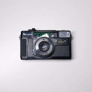 fuji 傻瓜相機