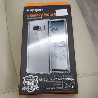 Spigen Samsung note 8 case