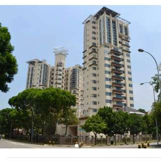 Tanjong Ria Condominium - rooms for rent