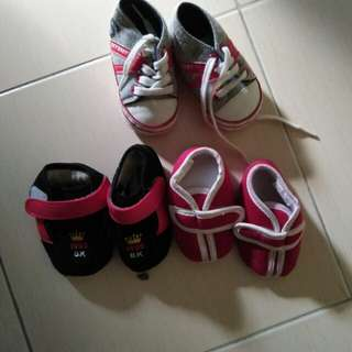 baby shoes combo