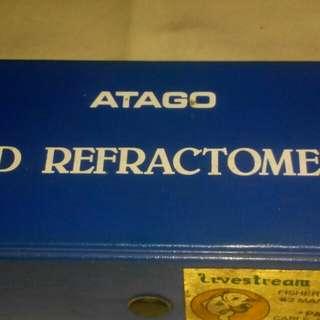 ATAGO Hand Refractometer