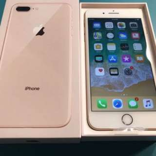 Apple iPhone 8plus 64GB Brand New Original Unlocked
