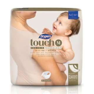 Drypers TOUCH M