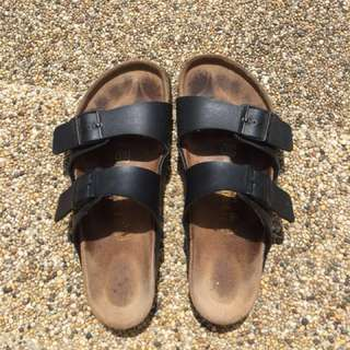EU43 (US10) Birkenstock Arizona Black