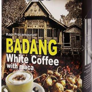 Kopi Badang White Coffee From Jamu Ratu Malaya (Pre-Order)