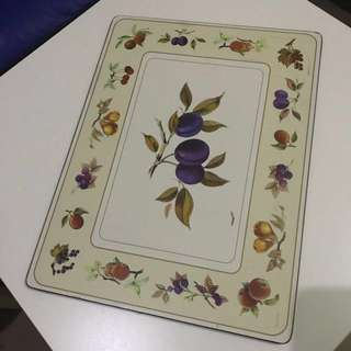 Pimpernel USA High Quality Board Placemat