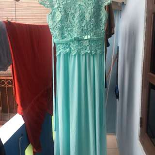 Bridesmaid Gown / Family Gown
