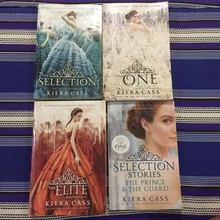 The Selection Series (Kiera Cass)