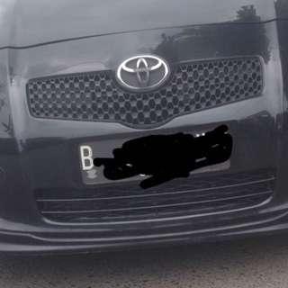 Toyota Yaris Type S AT Tahun 2007 (NEGO ‼️)