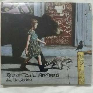 [Music Empire] Red Hot Chili Peppers - The Getaway CD Album