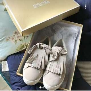Michael Kors sport leisure shoes 波鞋 ❌Tory Burch LV KENZO GUCCI PRADA MIU MIU HERMES NIKE FERRAGAMO YSL CHOLE MARC 名牌 生日禮物 underhamour tommy