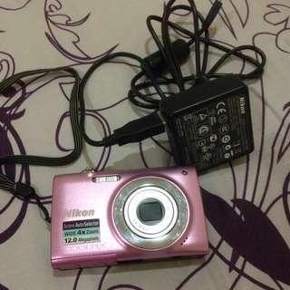 Kamera Pocket Digital Nikon