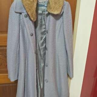 31 sans de mode 日本羊毛大衣