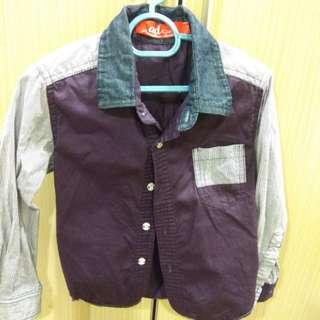 adKids Long Sleeve Shirt