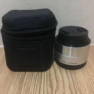 Sigma 30mm F2.8 Art