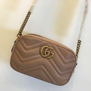 100% Authentic Gucci Marmont Mini